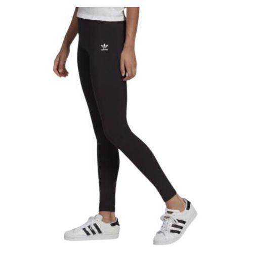 Legginsy, adidas Legginsy Essentials GN8271 Czarny Tight Fit