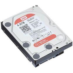 Dysk twardy Western Digital WD40EFRX - pojemność: 4 TB, cache: 64MB, SATA III, 5400 obr/min