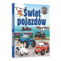 Książki dla dzieci, Samochodzik Franek Świat pojazdów [Wójcik Elżbieta] (opr. twarda)
