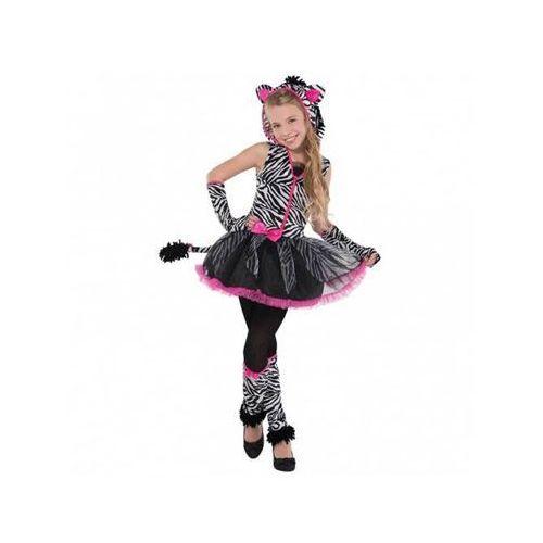 Kostiumy dla dzieci, Kostium Elegancka Zebra dla nastolatki - 14/16 lat (174)