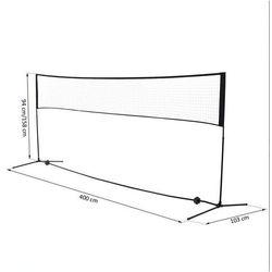 Siatka stelaż do Siatkówki badmintona