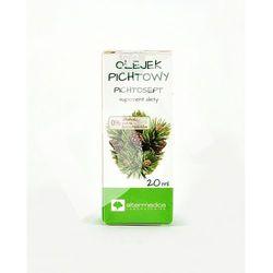 Olejek pichtowy do użyt./wewn. s.diety - - 20 ml