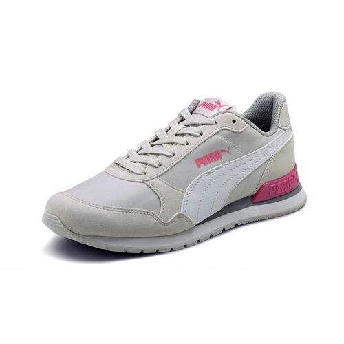 Damskie obuwie sportowe, Puma Sneakersy St Runner V2 Nl Jr 365293 16 Szary