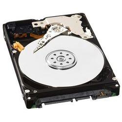 Dysk twardy Western Digital WD5000LUCT - pojemność: 0,5 TB, cache: 16MB, SATA III, 5400 obr/min
