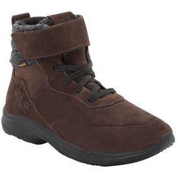 Buty sportowe dla dzieci CITY BUG TEXAPORE MID K dark brown / black - 35