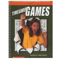 Książki do nauki języka, Timesaver: Games (opr. miękka)