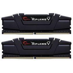 G.SKILL DDR4 32GB (2x16GB) RipjawsV 3600MHz CL16 XMP2 Black F4-3600C16D-32GVKC