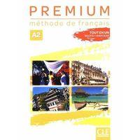 Książki do nauki języka, Premium niveau a2livre de l'éleve + cahier d'activités + audio (opr. miękka)