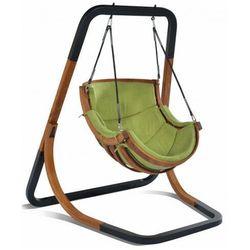 Zielony fotel wiszący huśtawka - Pasos 2X