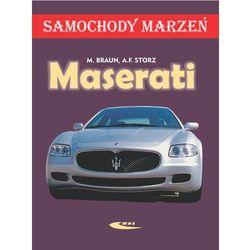 Maserati. Samochody marzeń (opr. twarda)