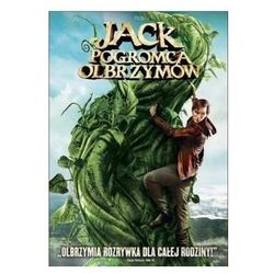 Jack pogromca olbrzymów (DVD) - Bryan Singer DARMOWA DOSTAWA KIOSK RUCHU