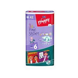 BELLA HAPPY Junior 16 kg+ extra Big Pack, 54 szt - pieluszki jednorazowe
