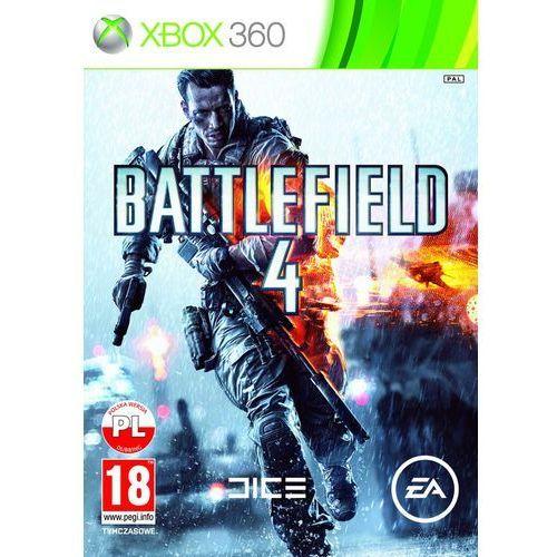 Gry Xbox 360, Battlefield 4 (Xbox 360)