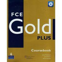 Książki do nauki języka, FCE GOLD PLUS Coursebook (podręcznik) plus iTest CD-ROM (opr. miękka)