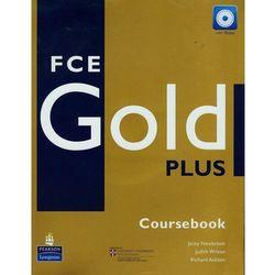 FCE GOLD PLUS Coursebook (podręcznik) plus iTest CD-ROM (opr. miękka)