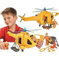Straż pożarna dla dzieci, Strażak Sam Helikopter Wallaby II