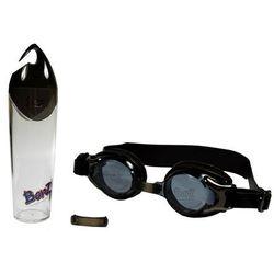 Okulary do pływania basen dzieci Anti-Fog 3+ BANZ - Black