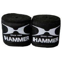 Pozostałe sporty walki, Bandaż bokserski HAMMER - elastyczny - 3,5m