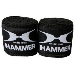 Bandaż bokserski HAMMER - elastyczny - 3,5m