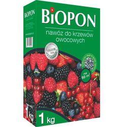 Nawóz do krzewów owocowych karton 1kg BIOPON (BIO1198)