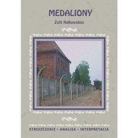 E-booki, Medaliony Zofii Nałkowskiej. Streszczenie, analiza, interpretacja - Piotr Pyrek