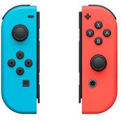 Kontrolery NINTENDO Switch Czerwony i Niebieski + DARMOWY TRANSPORT!