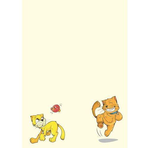 Tablice szkolne, Tablica suchościeralna dla dzieci koty 504