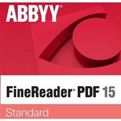ABBYY FineReader 15 Standard uaktualnienie PL