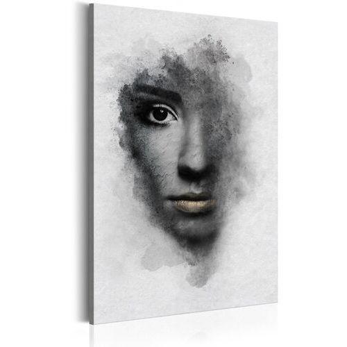 Obrazy, Obraz - Szary portret