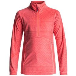 Roxy CASCADE GIRL Bluza z polaru neon grapefruit/asta layer
