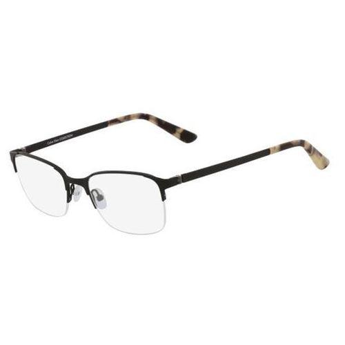 Okulary korekcyjne, Okulary Korekcyjne Calvin Klein CK8038 001