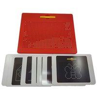Tablice szkolne, Tablica magnetyczna MagPad [czerwona]