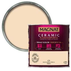 Farba Magnat Ceramic dostojna perła 2,5 l