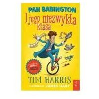 E-booki, Pan Babington i jego niezwykła klasa - Tim Harris (MOBI)