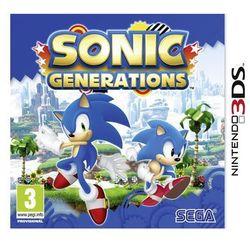 Sonic Generations - Nintendo 3DS - Akcja