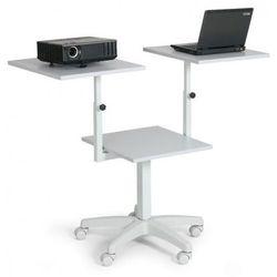 Mobilny stolik do prezentacji