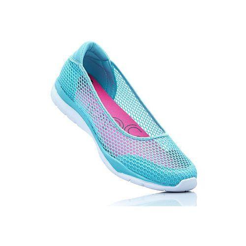 Damskie obuwie sportowe, Buty sportowe bonprix miętowy
