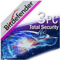 BitDefender Total Security 2018 ENG 3 PC