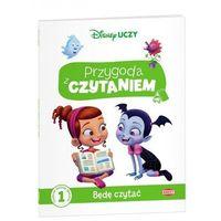 Książki dla dzieci, Vampirina Przygoda z czytaniem Będę czytać - Praca zbiorowa (opr. broszurowa)