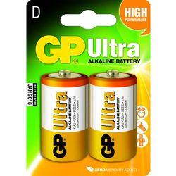 GP Baterie alkaliczne LR20/D 2 szt