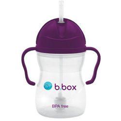 Innowacyjny kubek niekapek b.box fioletowy