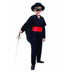 Kostium dziecięcy Wojownik Zorro - S - 110/120 cm