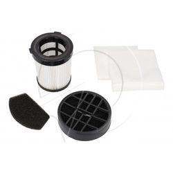 Zestaw filtrów centralny/silnika/wylotowy (5szt.) do odkurzacza Dirt Devil 2610001