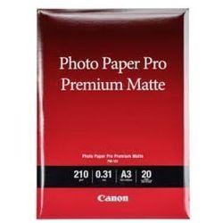 Canon PM-101 Pro Premium Matte A3 20 ark.