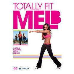 Mel B Totally Fit 1. DVD (różowa)