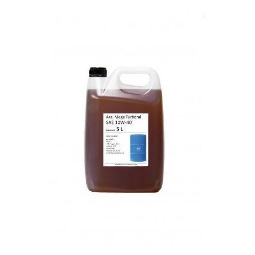 Oleje silnikowe, Aral Mega Turboral 10W40 - 5l.