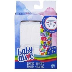 Hasbro BABY ALIVE Pieluszki