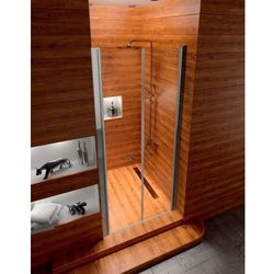Drzwi prysznicowe wahadłowe Western Rea 90 cm UZYSKAJ 5 % RABATU NA DRZWI
