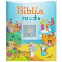 Literatura młodzieżowa, Biblia malucha - ks. Wojciech Kuzioła SSP (opr. twarda)
