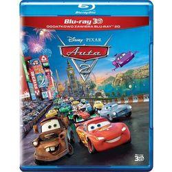 Auta 2 3D (Blu-Ray) - John Lasseter, Brad Lewis